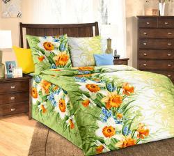 Постельное белье из бязи «Весна 1» (1.5 спальное)  ТМ ТексДизайн