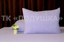 Купить фиолетовые махровые наволочки на молнии в Омске