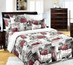 Купить постельное белье из бязи «Лондон 1» в Омске