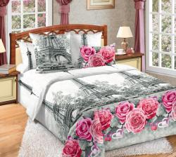 Купить постельное белье из бязи «Ностальжи 1» в Омске