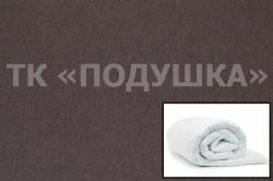 Купить коричневый трикотажный пододеяльник в Омске
