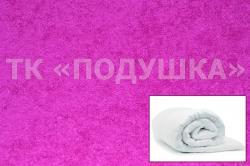 Купить фиолетовый махровый пододеяльник  в Омске