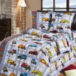 Детское постельное белье из бязи